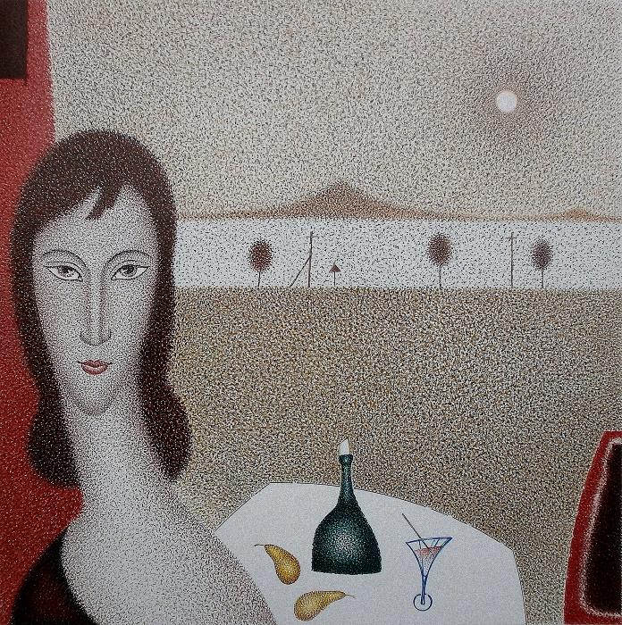Лейла. Автор — Олег Безуглый