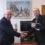Подписан Договор о сотрудничестве между Академией и Национальной библиотекой Абхазии им. И.Г. Папаскир