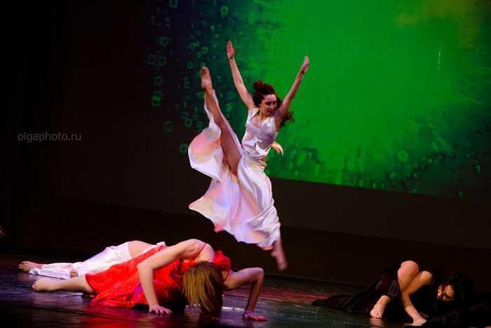 Ансамбль современного танца «Диалект»